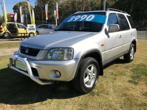 2000 Honda CR-V (4x4) Sport Silver 5 Speed Manual 4x4 Wagon Clontarf Redcliffe Area Preview