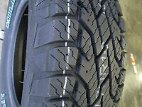 set of new LT 285/70/17 milestar $840