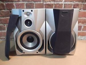 Speakers SONY / Model SS-J50 (i018922)