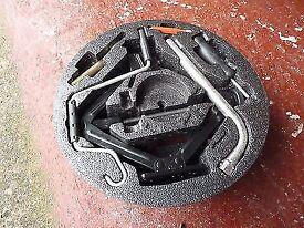 Genuine Spare Wheel Tool Kit for Alfa Romeo 147 '2003'