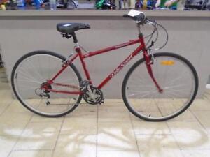 "Vélo hybride Vélosport 17"" - 0814-6"