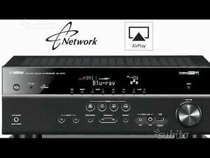 Yamaha RX-V573 7.1-Channel Network 4K AV Receiver