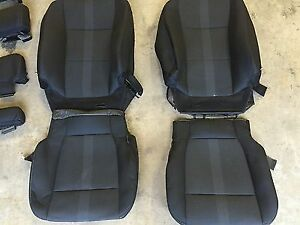 2017 F150 cloth seat covers