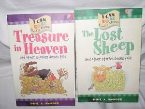 2 - Learning to Read Christian Themed Books