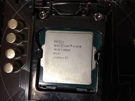 INTEL CORE i5-4570 3.20GHZ CPU