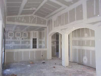 Drywallers, Taping and Mudding Services