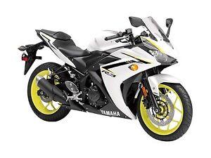 2018 Yamaha YZF-R3 ABS