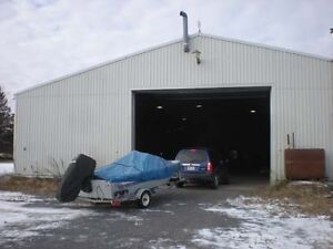 10,000 sq.ft. Warehouse with Offices on 4 Acres of Land