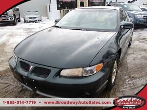 1998 Pontiac Grand Prix SPORTY GTP SUPERCHARGED COUPE MODEL 5 PA