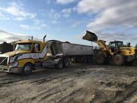 Gee Tee Holdings id looking for a Gravel hauler