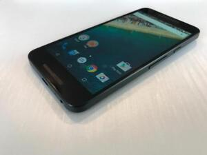 Google Nexus 5X 16GB Black - UNLOCKED W/FREEDOM - Guaranteed Activation + No Blacklist