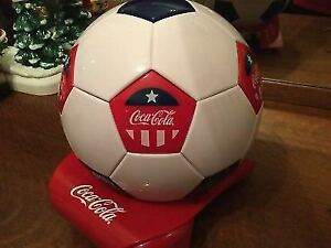 Mini Fridge - Coca-Cola Soccer Ball Cooler Koolatron