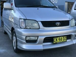 2000 Toyota Spacia LITE ACE NOAH Road tourer Silver 4 Speed Automatic Wagon