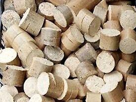 Wood briquettes heat logs better than kiln dried