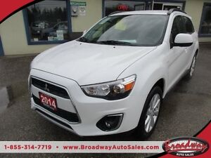 2014 Mitsubishi RVR POWER EQUIPPED LIMITED EDITION 5 PASSENGER 2