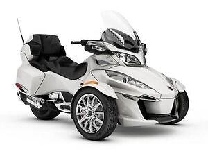 2018 Can-Am Spyder RT Limited Chrome