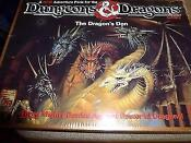 Dungeon Board Game TSR