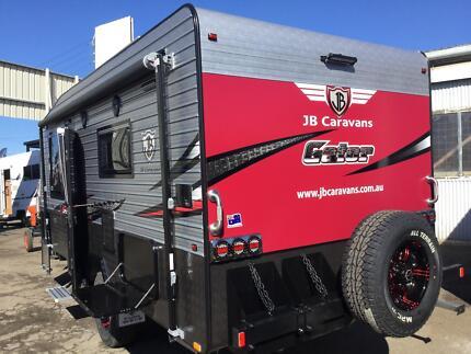 2017 JB Caravans, GATOR, Full Off Road & ready to go....