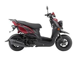 2019 Yamaha BWS 50