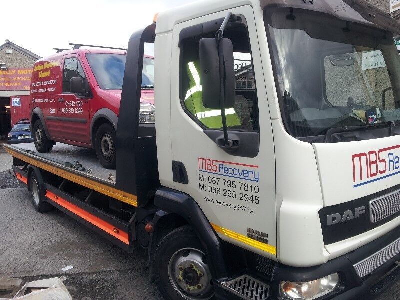 car recovery dublin     MBS recovery