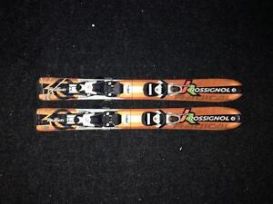 Great downhill skis for first-timers!