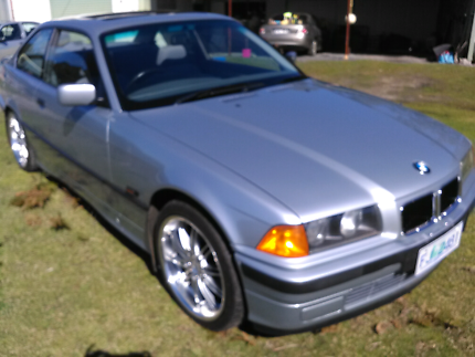 Low km's - BMW 318iS e36 Coupe