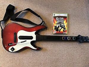 Guitar Hero Xbox Guitars