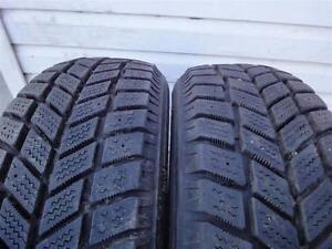 255/50R19Set of 2HankookWinter Tires Used90%tread left