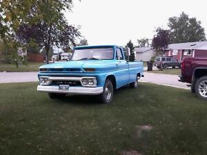 "1965 GMC ""Big Blue""- reduced to sell asap"