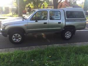 Toyota Hilux Turbo Diesel Lidcombe Auburn Area Preview