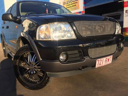 2004 Ford Explorer Wagon Nambour Maroochydore Area Preview