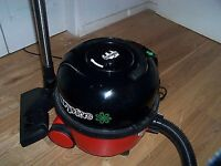Henry hoover twin speed 3 month old can deliver.