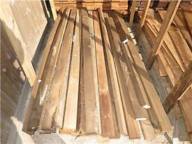 20 x 1.83 metre 75 x 32 mm wooden fencing timber fence panel backing rails