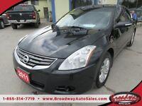 2011 Nissan Altima LOADED SL EDITION 5 PASSENGER LEATHER.. HEATE
