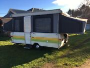 Jayco swan 1980 camper trailer Colac Colac-Otway Area Preview