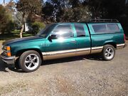 Chevrolet  Silverado 1500  1997 Whittlesea Whittlesea Area Preview