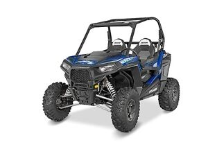 2016 Polaris RZR S 900 EPS Blue Fire