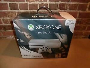 Console Xbox One Blanche 500gb (i015467)
