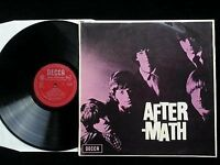 ROLLING STONES - Aftermath - UK 1st Unboxed Decca MONO Original 1966 - LK 4786 - EX