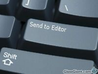 Thesis Editing - 2 pg. free trial