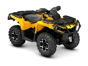 2016 Can-Am Outlander XT 1000R Regina Regina Area image 1
