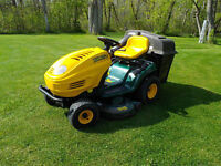 2005 LAWN TRACTOR BRAND NEW 19 HP B&S