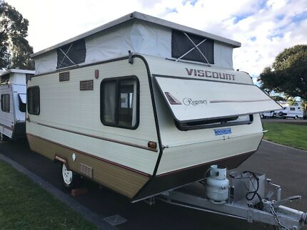 1987 Viscount Regency - Double Bed - Full Annexe