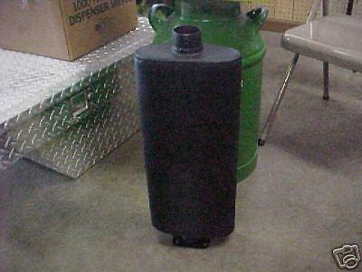 Oval Muffler For John Deere 530