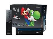 New Nintendo Wii Console Bundle