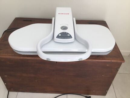 IRONING STEAM PRESS - Singer ESP2