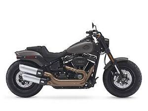 2018 Harley-Davidson FXFBS - Softail Fat Bob 114