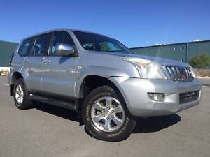 2006 Toyota LandCruiser Wagon 8 eats Automatic great value Arundel Gold Coast City Preview