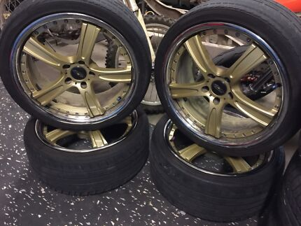 5x114 skyline and ford wheels