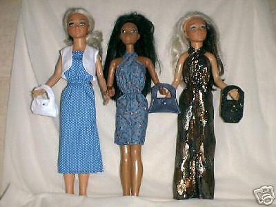 "NG Creations Sew Pattern #38 Dress/Bolero fits 18"" Barbie Tiffany Taylor"